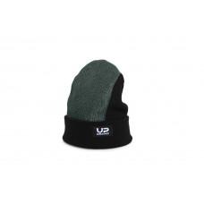 Взрослая шапка для брейк данса Universal (Черный кунжут)
