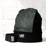 Детская шапка для брейк данса Ruffneck Уголь (Чёрная)