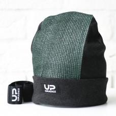 Детская шапка для брейк данса Ruffneck Гравий (Темно-серая)