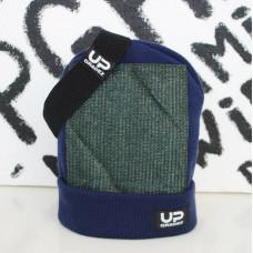 Шапка для брейк данса H&B (Тёмно-синяя)