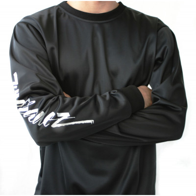 Свитшот для кручения на спине Чёрный TORNADO