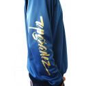 Свитшот для кручения на спине Синий TORNADO